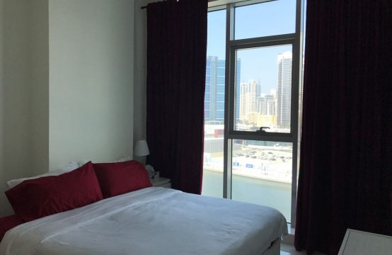 1 BR Apartment with water canal view at Business Bay