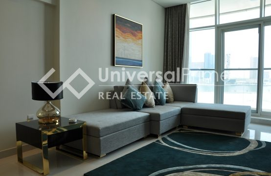 Luxury 2 BR Apartment with a Canal View, in Business Bay