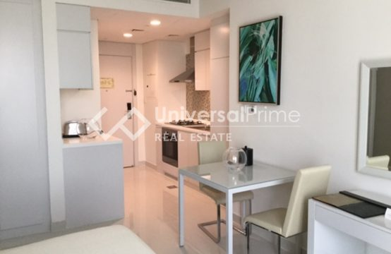Luxury Studio Apartment in the Center of Dubai