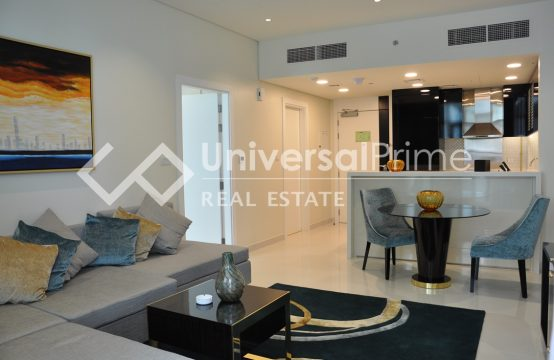 Attention! 1 BR Apartment with Water Canal View, in Business Bay