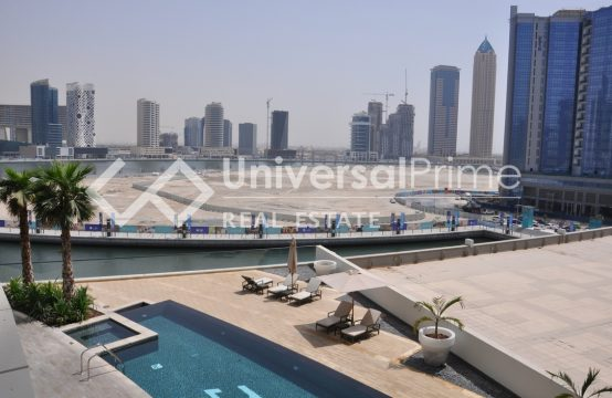 2 BR Brand New Luxury Hotel Apartment in Business Bay