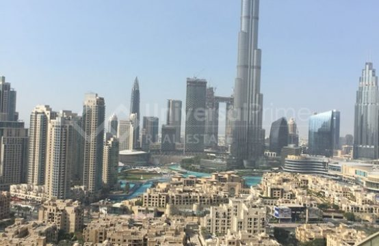 Luxury Apartment With Burj Khalifa View! Be Closer to Your Dream!